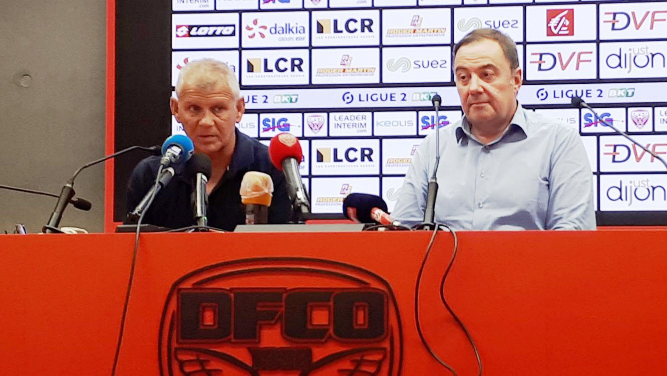 """FOOTBALL: """"Dijon is a qualified membership with qualified potential to use"""", declares modern coach Patrice Garande"""
