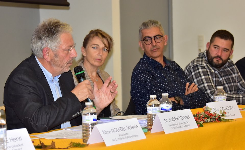 The Tennis Club du Creusot held its General Assembly