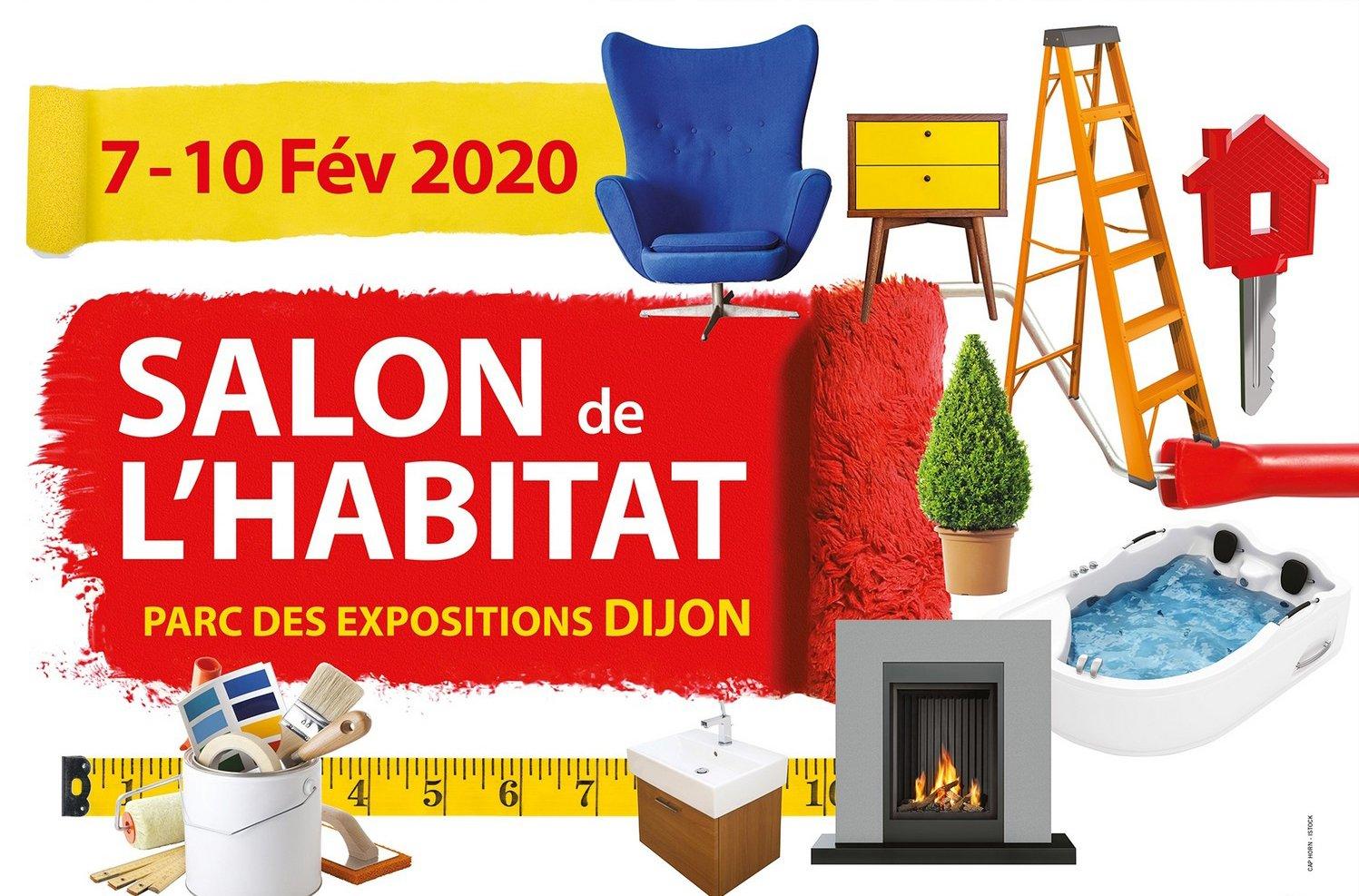 Habitat Meuble De Salle De Bain dijon : salon de l'habitat du 7 au 10 février 2020 - infos dijon