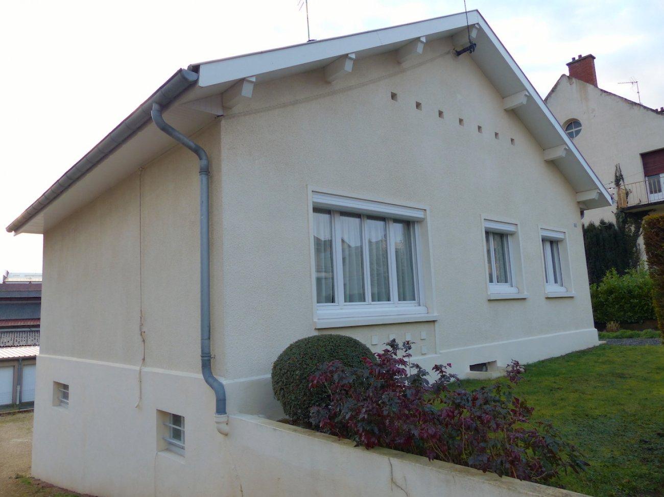 Fenetre De Sous Sol Enterre grande région du creusot : 20 maisons ou appartements à